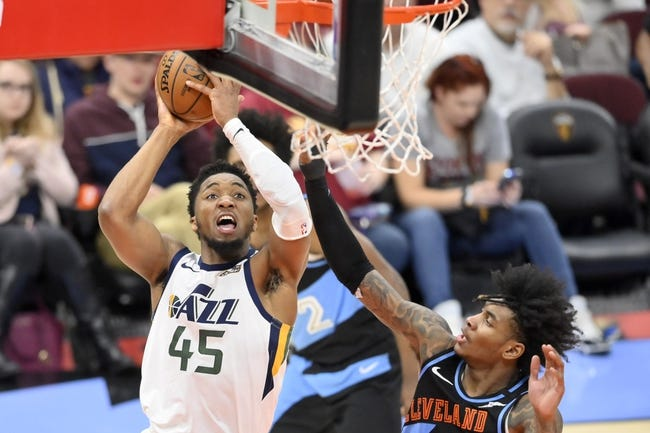 Cleveland Cavaliers vs Utah Jazz NBA Picks, Odds, Predictions 1/12/21