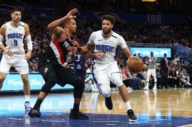 Orlando Magic at Portland Trail Blazers - 2/9/21 NBA Picks and Prediction