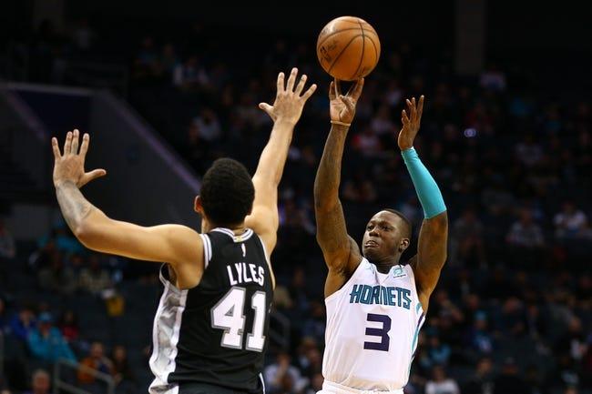 San Antonio Spurs at Charlotte Hornets - 2/14/21 NBA Picks and Prediction