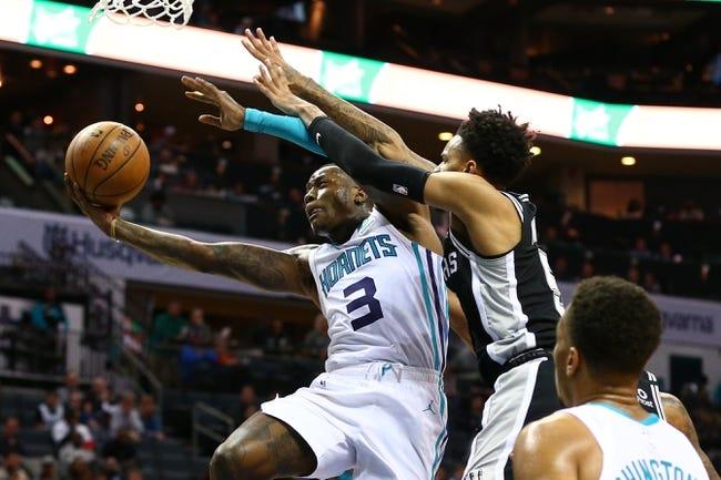 Charlotte Hornets vs San Antonio Spurs NBA Picks, Odds, Predictions 2/14/21