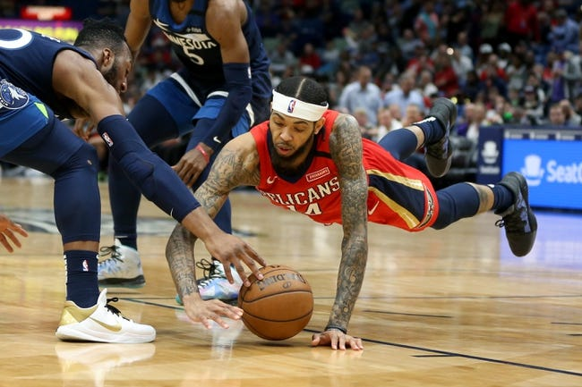 Minnesota Timberwolves vs New Orleans Pelicans NBA Picks, Odds, Predictions 1/23/21
