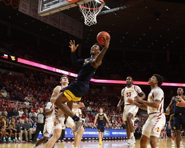West Virginia vs Iowa State College Basketball Picks, Odds, Predictions 12/18/20