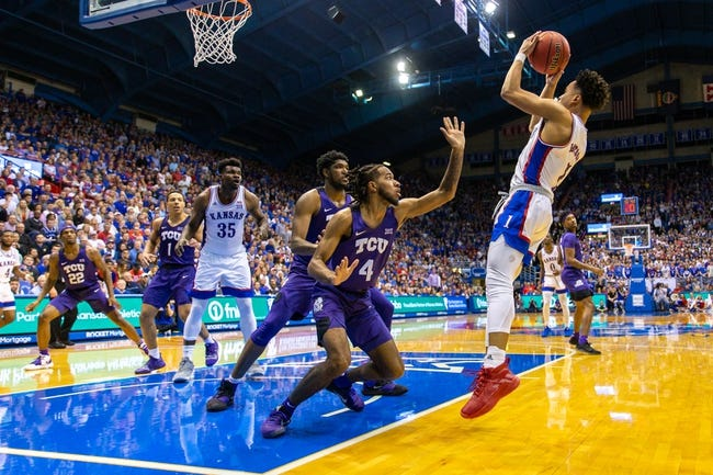 TCU vs Kansas College Basketball Picks, Odds, Predictions 1/5/21