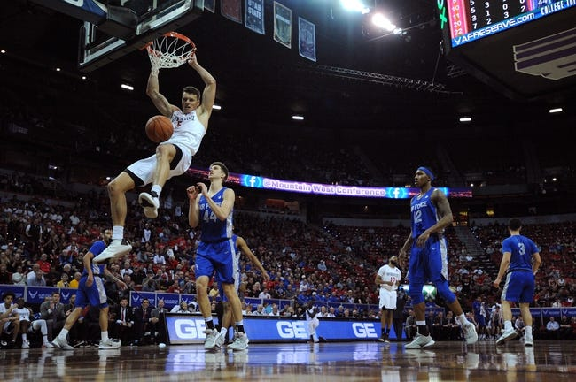 Air Force vs San Diego State College Basketball Picks, Odds, Predictions 1/22/21