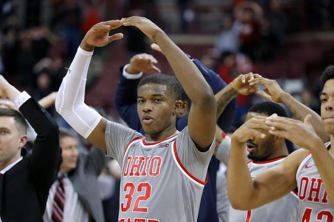 Ohio State at Illinois: 1/16/21 College Basketball Picks and Predictions