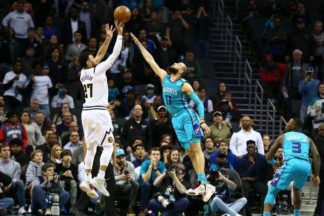 Charlotte Hornets at Denver Nuggets - 3/17/21 NBA Picks and Prediction