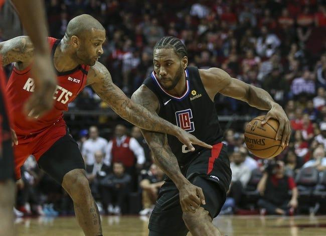 Houston Rockets at Los Angeles Clippers - 4/9/21 NBA Picks and Prediction