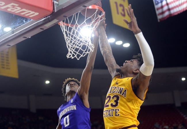 Washington at Arizona State: 2/23/21 College Basketball Picks and Prediction