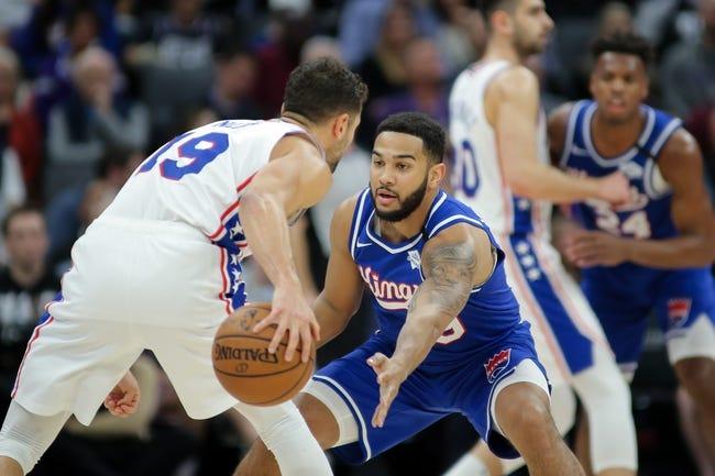 Philadelphia 76ers at Sacramento Kings - 2/9/21 NBA Picks and Prediction