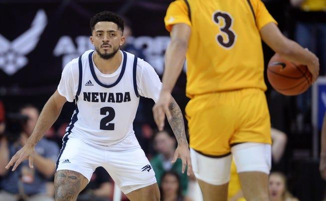 Wyoming vs Nevada College Basketball Picks, Odds, Predictions 1/22/21