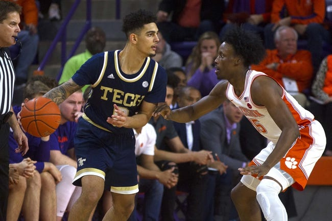 Clemson at Georgia Tech 1/20/21 College Basketball Picks and Predictions