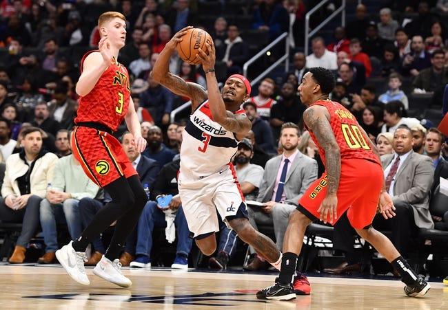 Washington Wizards vs Atlanta Hawks NBA Picks, Odds, Predictions 1/29/21