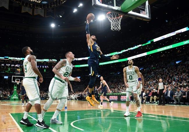 Boston Celtics at Utah Jazz - 2/9/21 NBA Picks and Prediction