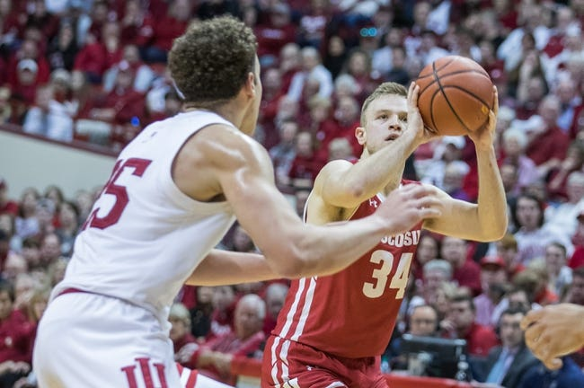 Wisconsin vs Indiana College Basketball Picks, Odds, Predictions 1/7/21