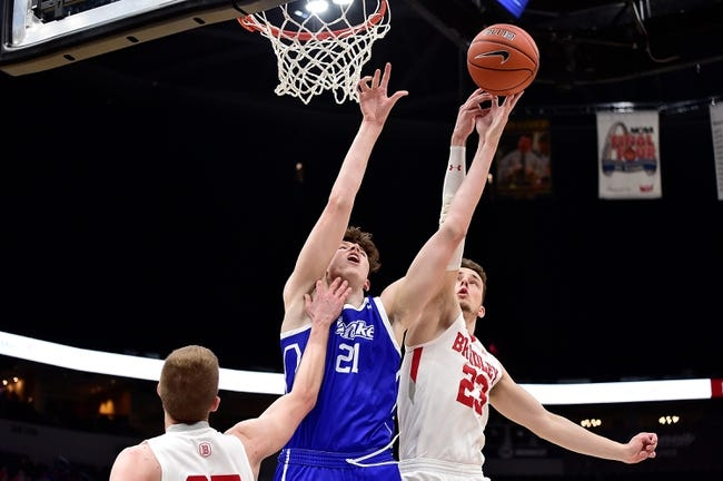 Evansville at Drake: 2/22/21 College Basketball Picks and Predictions