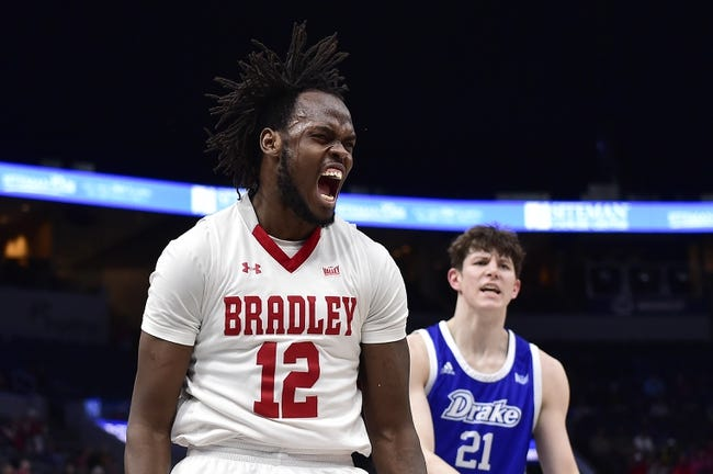 Drake at Bradley: 2/26/21 College Basketball Picks and Predictions