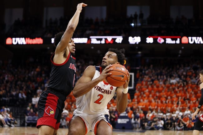Virginia at Louisville: 3/6/21 College Basketball Picks and Predictions