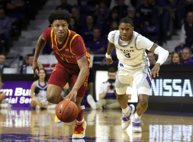 Iowa State at Kansas State: 3/6/21 College Basketball Picks and Predictions