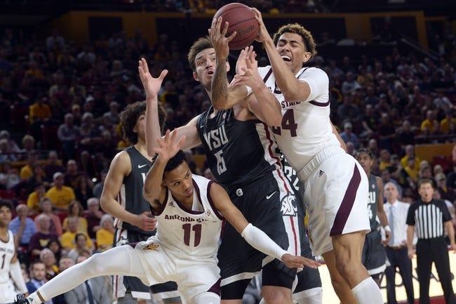 Washington State at Arizona State: 2/27/21 College Basketball Picks and Predictions