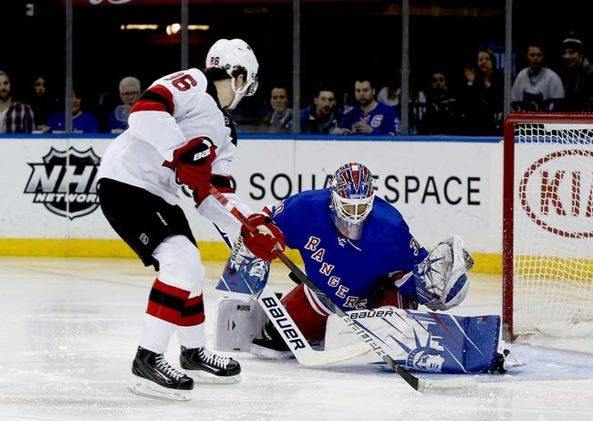 New York Rangers vs New Jersey Devils NHL Picks, Odds, Predictions 1/19/21