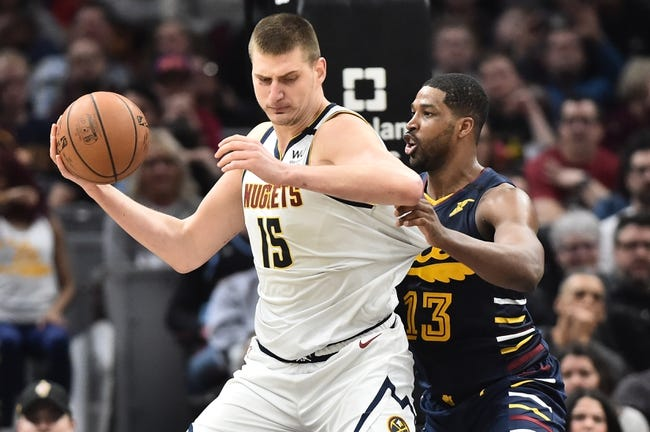 Cleveland Cavaliers at Denver Nuggets - 2/10/21 NBA Picks and Prediction