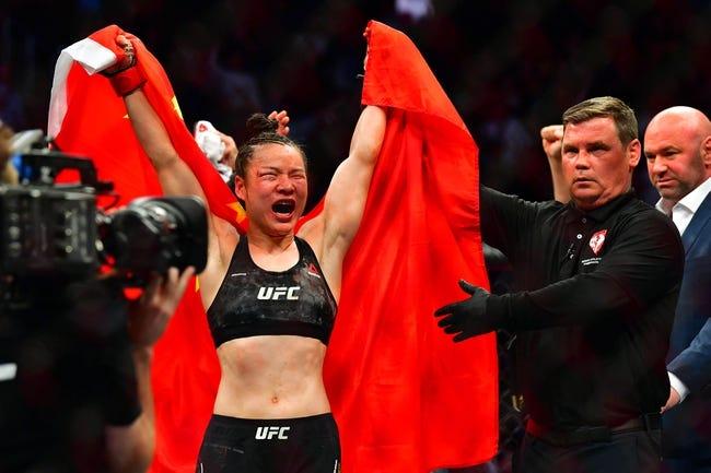 UFC 261: Rose Namajunas vs Weili Zhang Picks, Odds, and Predictions