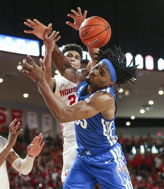 Memphis at Houston - 3/7/21 College Basketball Picks and Prediction