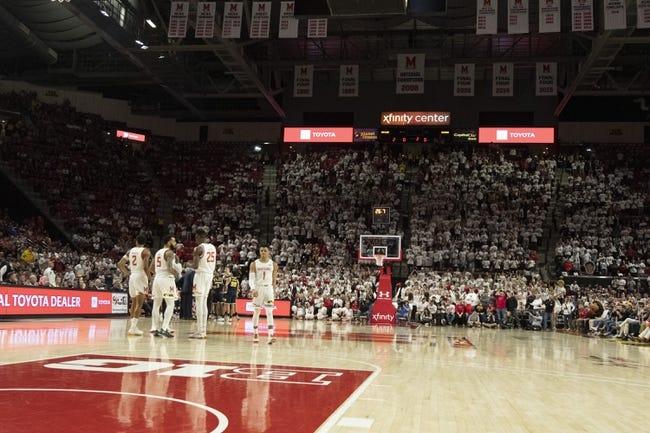 Maryland vs Michigan College Basketball Picks, Odds, Predictions 12/31/20