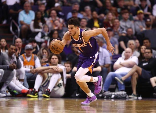 Milwaukee Bucks at Phoenix Suns - 2/10/21 NBA Picks and Prediction