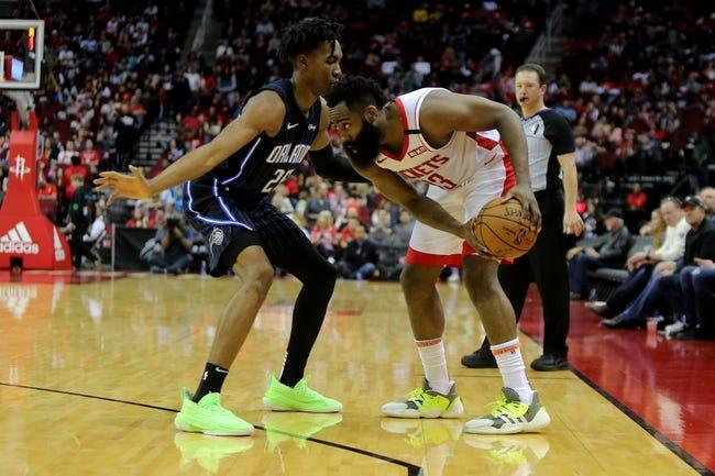 Houston Rockets vs Orlando Magic NBA Picks, Odds, Predictions 1/8/21