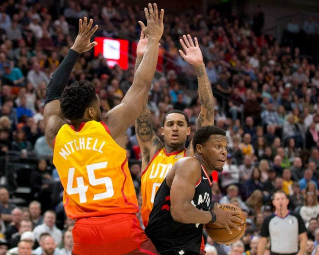 Utah Jazz at Toronto Raptors - 3/19/21 NBA Picks and Prediction