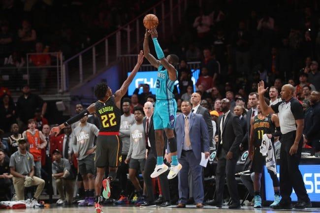 Atlanta Hawks vs Charlotte Hornets NBA Picks, Odds, Predictions 1/6/21