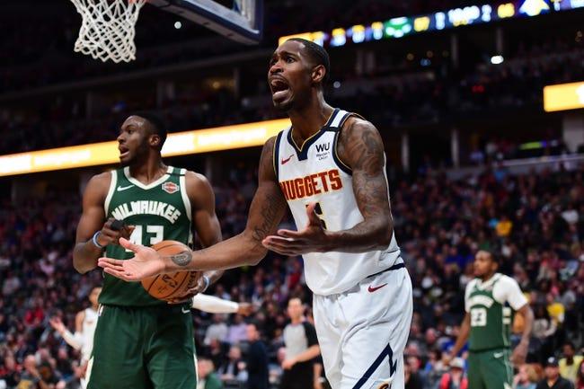 Milwaukee Bucks at Denver Nuggets - 2/8/21 NBA Picks and Prediction