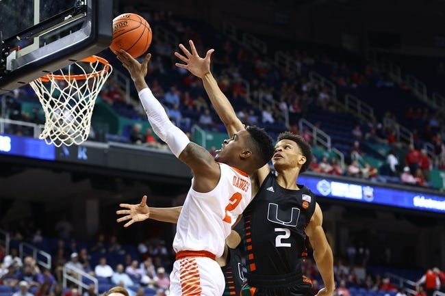 Miami at Clemson: 2/27/21 College Basketball Picks and Prediction