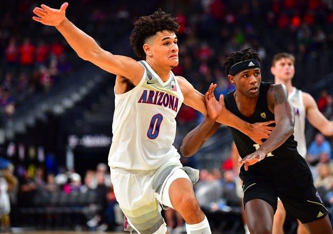Washington vs Arizona College Basketball Picks, Odds, Predictions 12/31/20