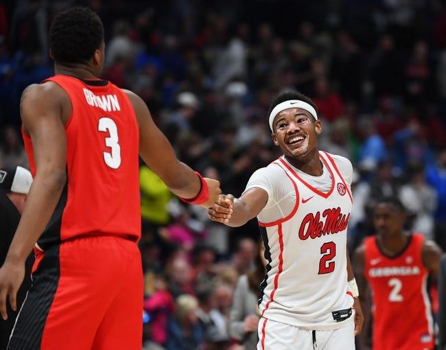 Mississippi vs Tennessee-Martin College Basketball Picks, Odds, Predictions 12/22/20