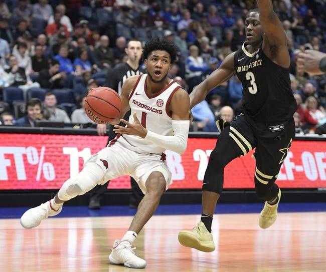 Arkansas vs Abilene Christian College Basketball Picks, Odds, Predictions 12/22/20