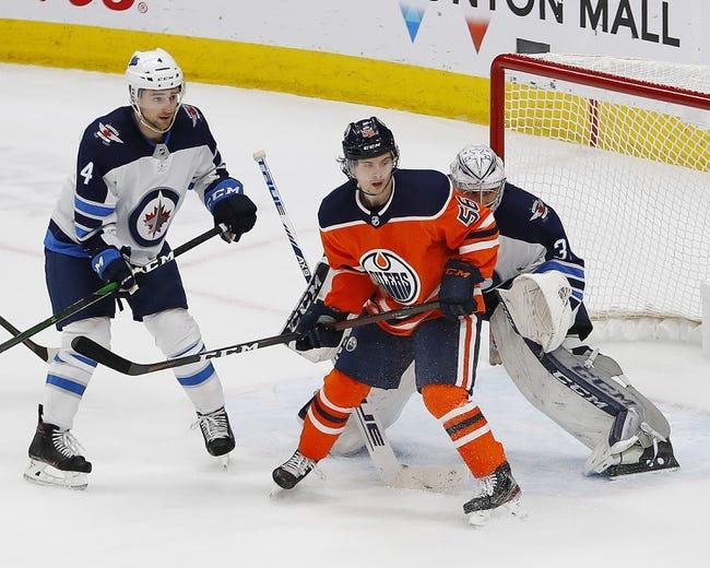 Winnipeg Jets vs Edmonton Oilers NHL Picks, Odds, Predictions 1/24/21