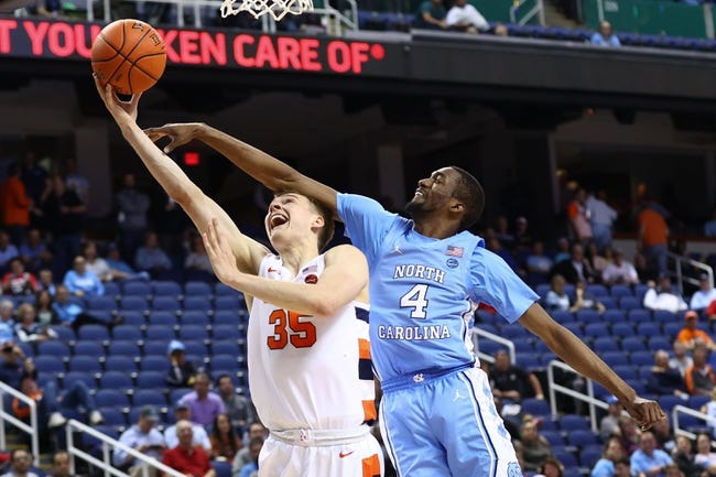 Syracuse at North Carolina: 1/12/21 College Basketball Picks and Predictions