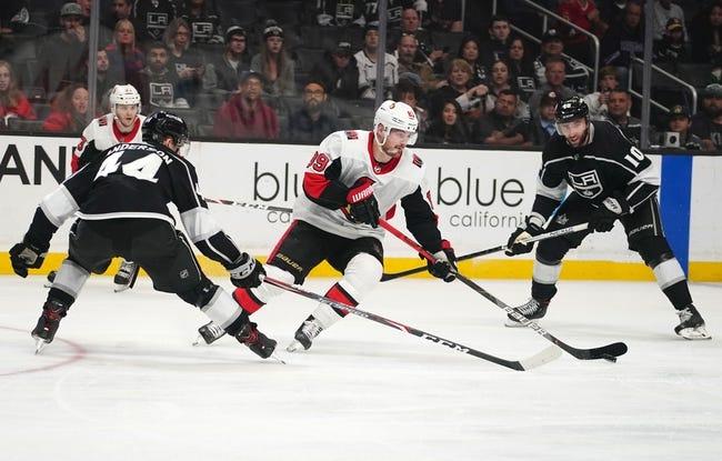 Los Angeles Kings vs Anaheim Ducks NHL Picks, Odds, Predictions 2/2/21