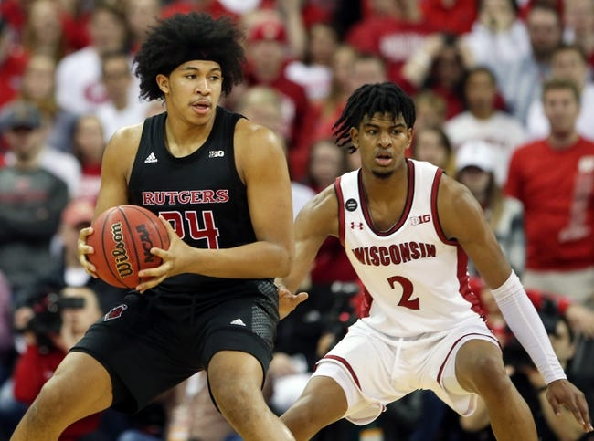 Rutgers vs Wisconsin College Basketball Picks, Odds, Predictions 1/15/21