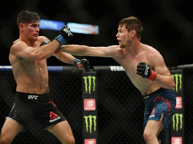 UFC Vegas 19: Charles Rosa vs. Darrick Minner Picks and Predictions