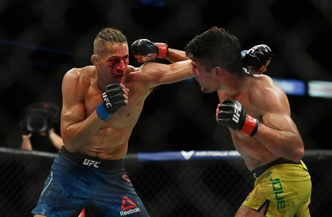 UFC 260: Vicente Luque vs Tyron Woodley Picks, Odds, and Predictions