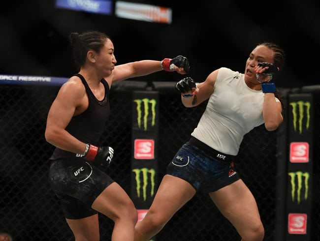 UFC Vegas 26: Michelle Waterson vs Marina Rodriguez Picks, Odds, and Predictions