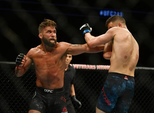 UFC on ESPN 26: Jeremy Stephens vs. Mateusz Gamrot Picks and Predictions