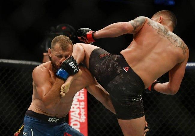 UFC Vegas 26: Alex Morono vs Donald Cerrone Picks, Odds, and Predictions