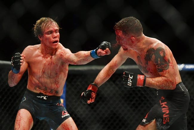UFC on ESPN 27: Darren Elkins vs. Darrick Minner Picks and Predictions