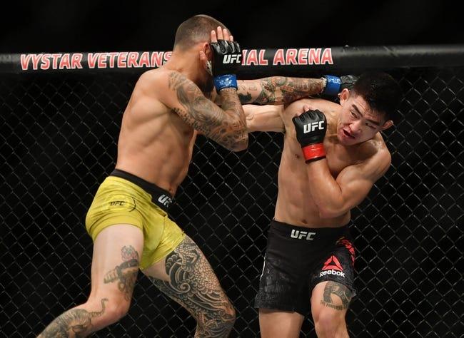 UFC Vegas 29: Marlon Vera vs. Davey Grant Picks and Predictions