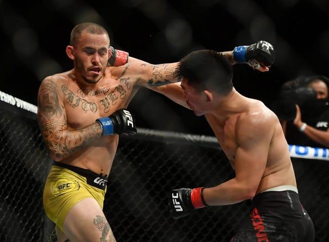 UFC Vegas 17: Marlon Vera vs. Jose Aldo Picks, Odds, and Predictions