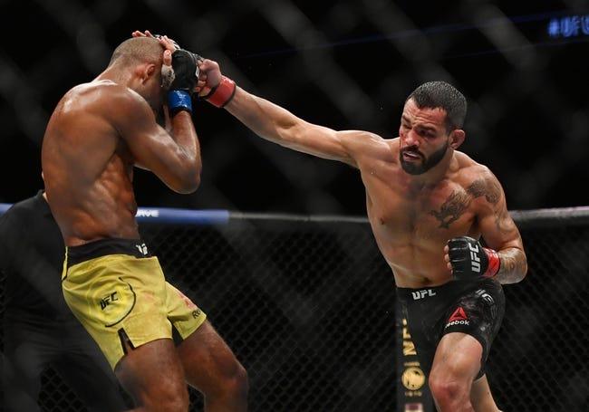 UFC Vegas 29: Chan Sung Jung vs. Dan Ige Picks and Predictions